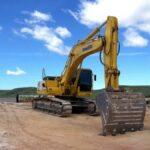 Las excavadoras son los vehículos industriales más importados