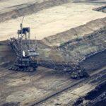 extracción de minerales